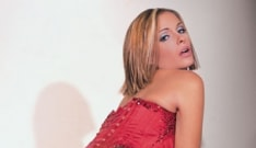Exotic Clara Morgane takes bull by the horn