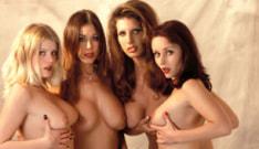 Shay Sights, Daniella Rush, Lea De Mae & Kianna