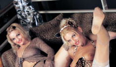 Michelle & Cassie, the Leopard Sisters