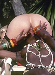 Pics Pornstars Free Porn Actresses – Blonde hot chick licks caribbean black pussy